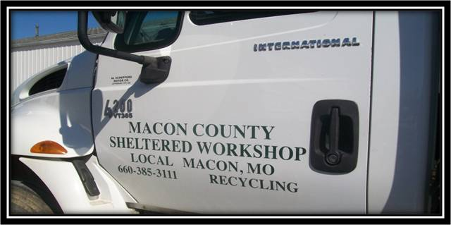MACON DIVERSIFIED INDUSTRIES, INC